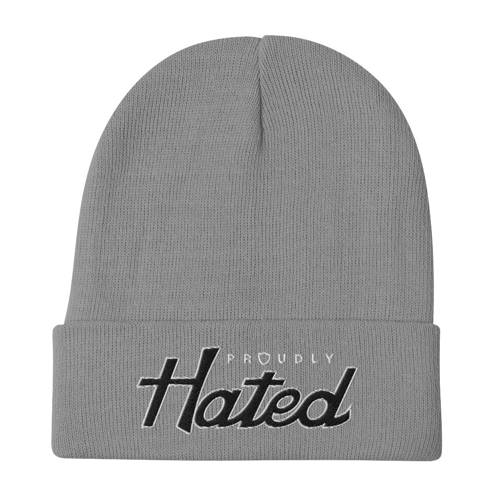 Proudly Hated Knit Beanie
