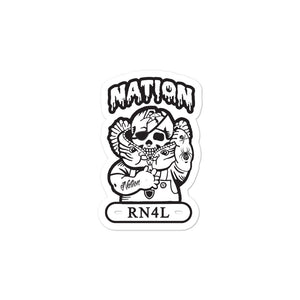 RN 2 The Bone Sticker
