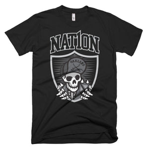 Swagger Skull NAT1ON T-Shirt