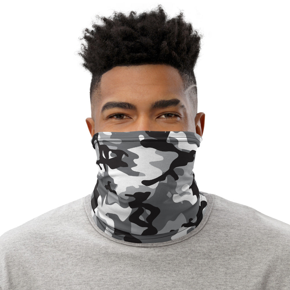 Battle Ready Camo Neck Gaiter
