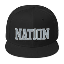 Load image into Gallery viewer, 1 NATION Snapback Hat