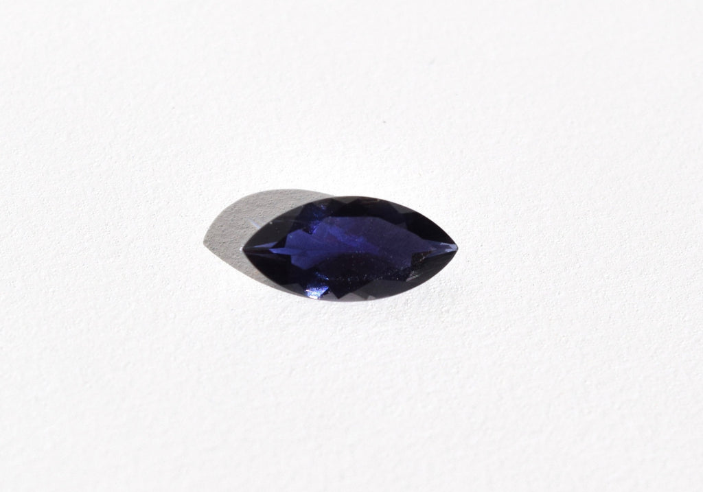 PURPLE MARQUISE IOLITE