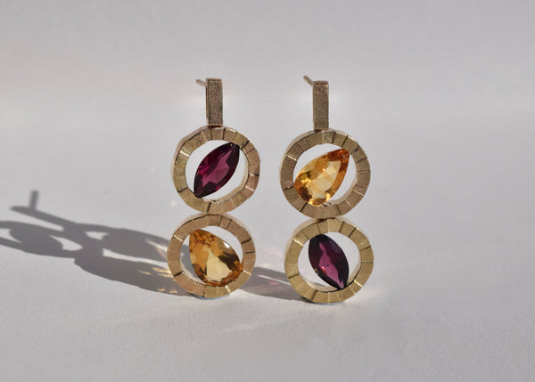 MELATONIN EARRINGS