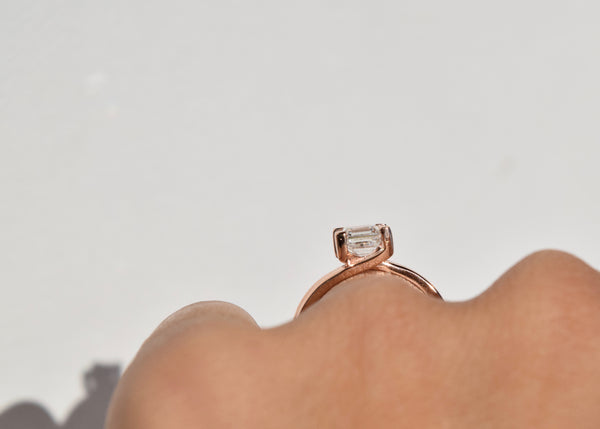 UNIFIED RING ASSCHER