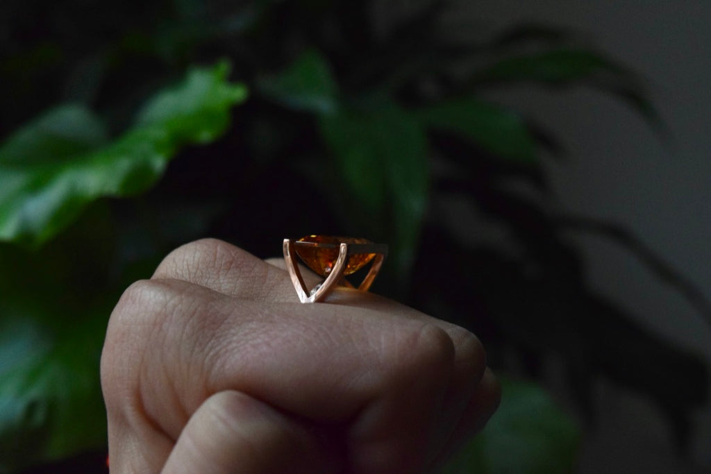 SCOUT RING