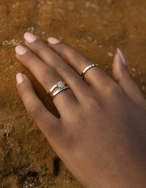 SUNSET RING