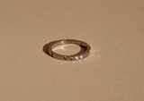 SUNLIGHT WHITE GOLD RING
