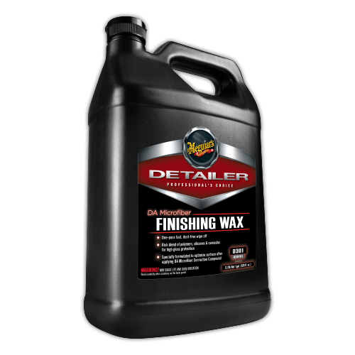 Finishing Wax