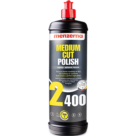 Medium Cut Polish 2400