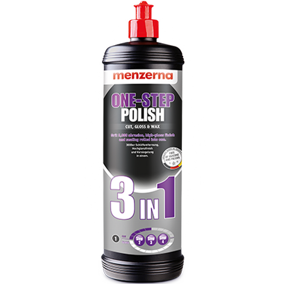 One-Step Polish 3in1