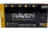 Raven Powder-Free Nitrile Examination Gloves