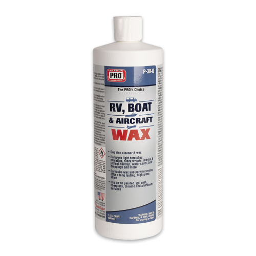 Rv, Boat & AirCraft Wax