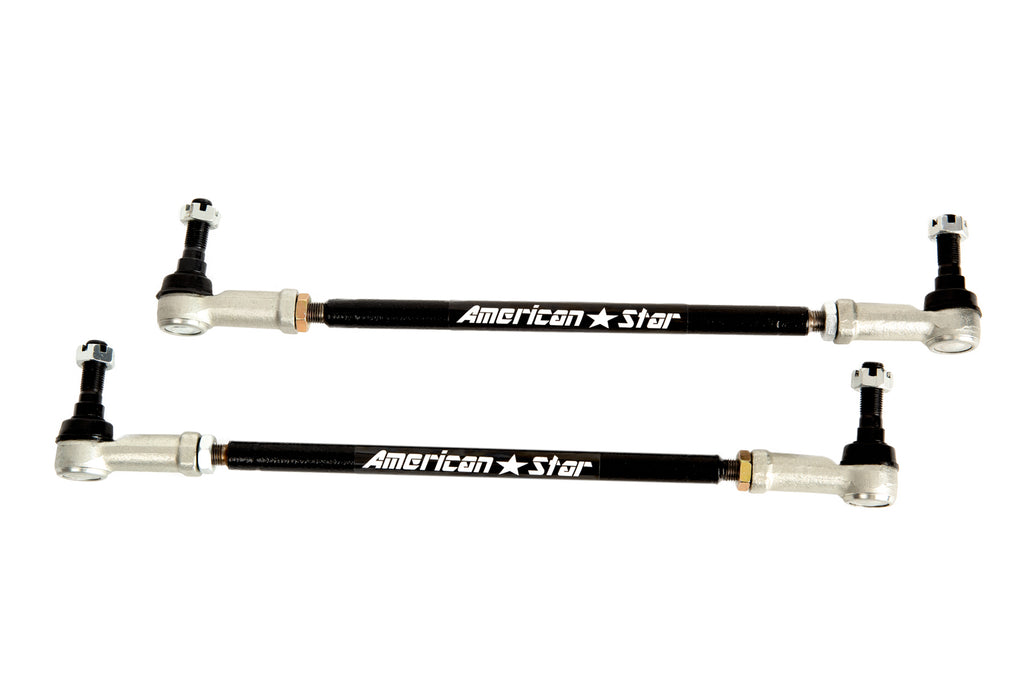 MX PRO ATV Tie Rod Kit Upgrade for Yamaha Raptor 350 and Warrior 350