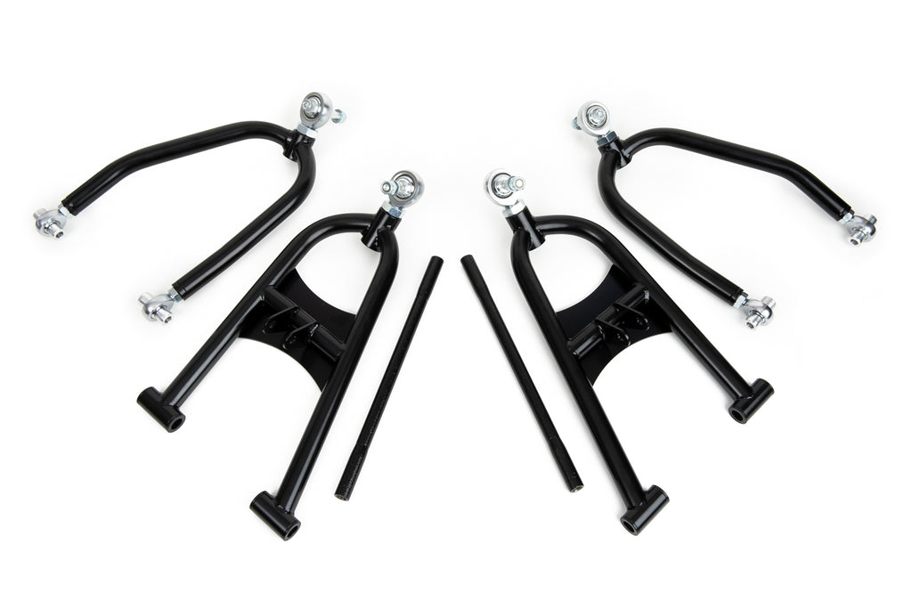 ATV A-Arms PRO X +3 up 1 Long Travel for Yamaha Raptor 125 and 250