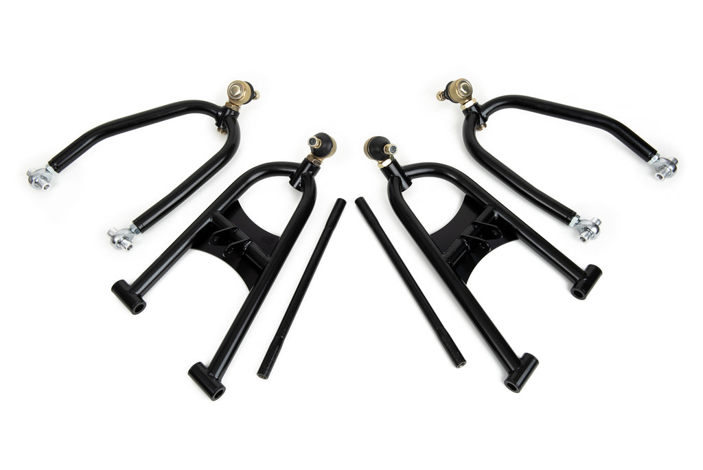 ATV A-Arms MX PRO +3 up 1 Standard Travel for Yamaha Raptor 125 and 250