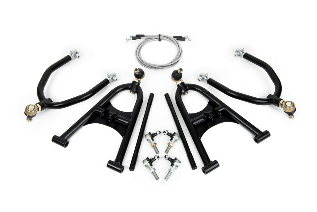 ATV A-Arms MX PRO +2 Standard Travel for Yamaha Raptor 350 and Warrior 350