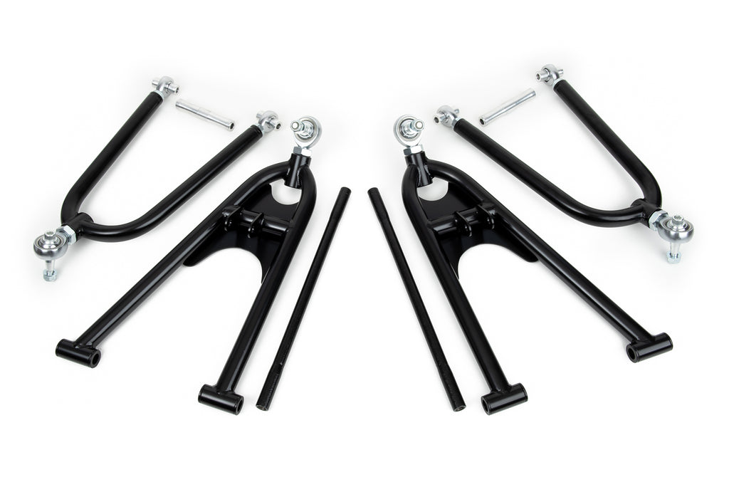ATV A-Arms PRO X +2 up 1 Standard Travel for Yamaha Raptor 660