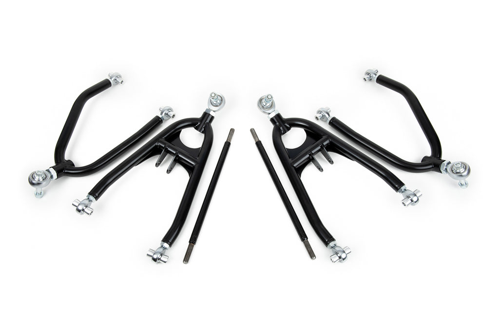 ATV A-Arms PRO X +2 up 1 Long Travel for Arctic Cat DVX400, Kawasaki KFX400, Suzuki LTZ400