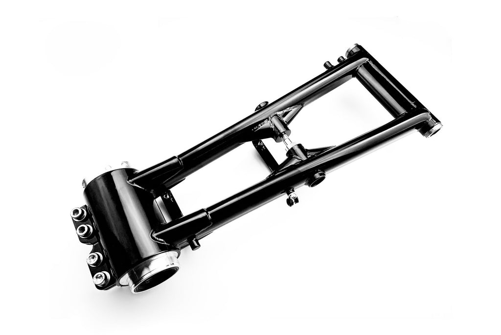 ATV Racing Rear Swing Arm With Billet Aluminum Bearing Carrier for Honda TRX450R
