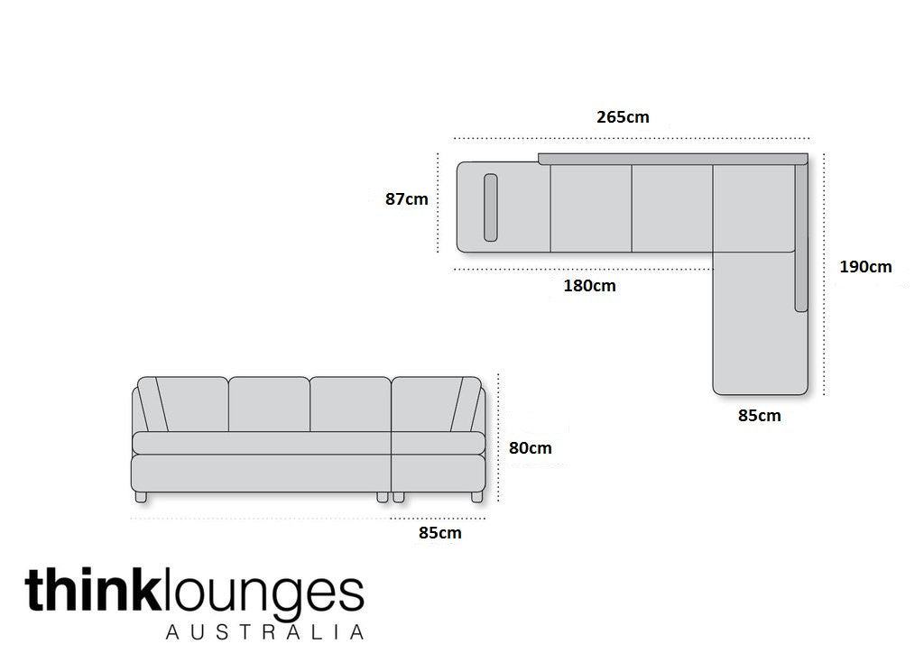 Leather Lounge Chaise Lounge Alpha Chaise White