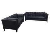 Axton 2.5 and 3 Seater ( Black )