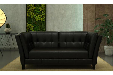 Axton 2.5 Seater ( Black )