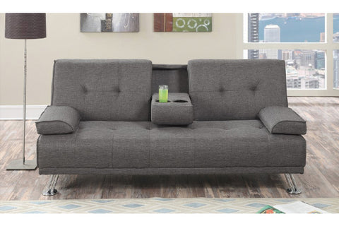 Manhattan Sofa Bed (Ash)