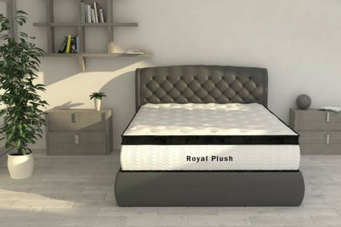 Royal Plush Queen Mattress