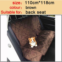 Load image into Gallery viewer, Premium Pet Car Seat Cover - Scratchproof and Waterproof - Urban Pets