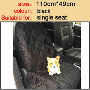 Premium Pet Car Seat Cover - Scratchproof and Waterproof - Urban Pets