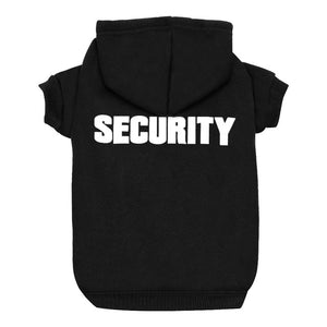 Dog Security Hoodie XS - XL - Urban Pets