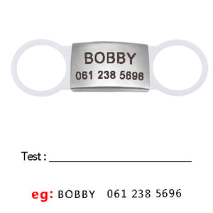 Personalized Dog ID Tag - Urban Pets