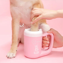 Load image into Gallery viewer, Dog Paw Cleaning Mug - Urban Doggo