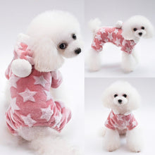 Load image into Gallery viewer, Soft Dog Hooded Pajamas - Urban Pets