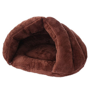 Pet warm sleep cave - Pocket bed for dogs & cats - Urban Pets