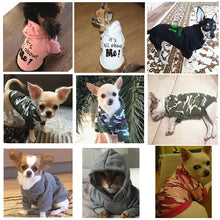 Load image into Gallery viewer, Camo Dog Hoodie - Urban Pets