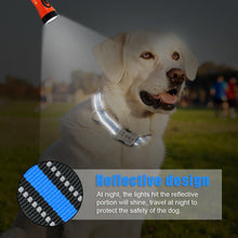 Load image into Gallery viewer, Reflective Personalized Dog Collar - Urban Doggo