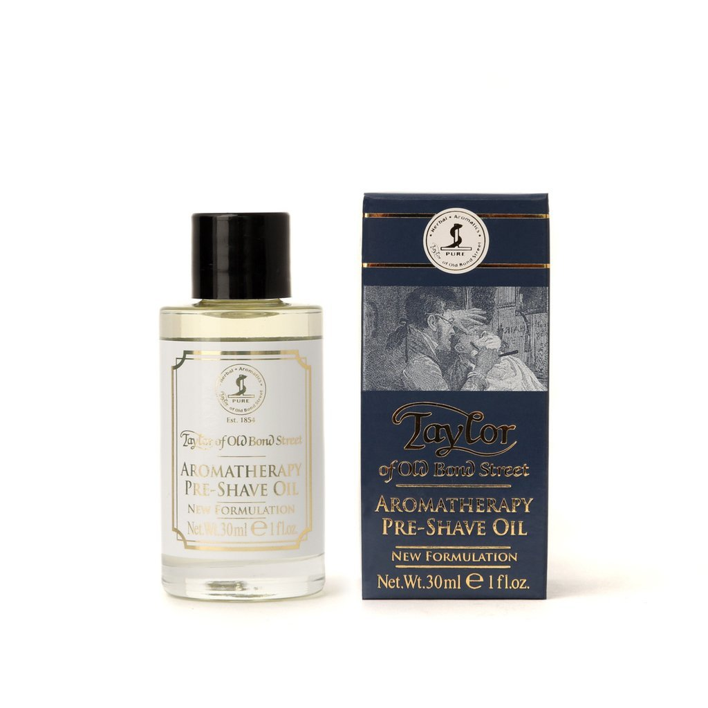 Pre Shave Aromatherapy Oil 30ml - BUYBARBER.COM