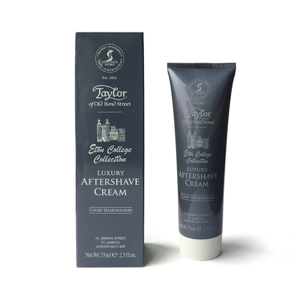 Eton College Collection Luxury Aftershave Cream 75ml - BUYBARBER.COM