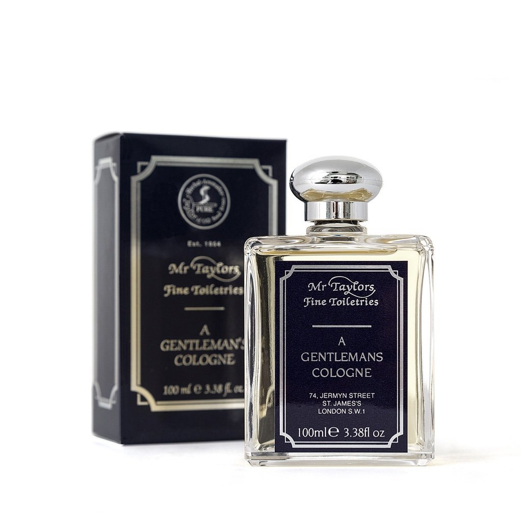 Mr Taylors Cologne 100ml - 3.38 fl/oz - BUYBARBER.COM