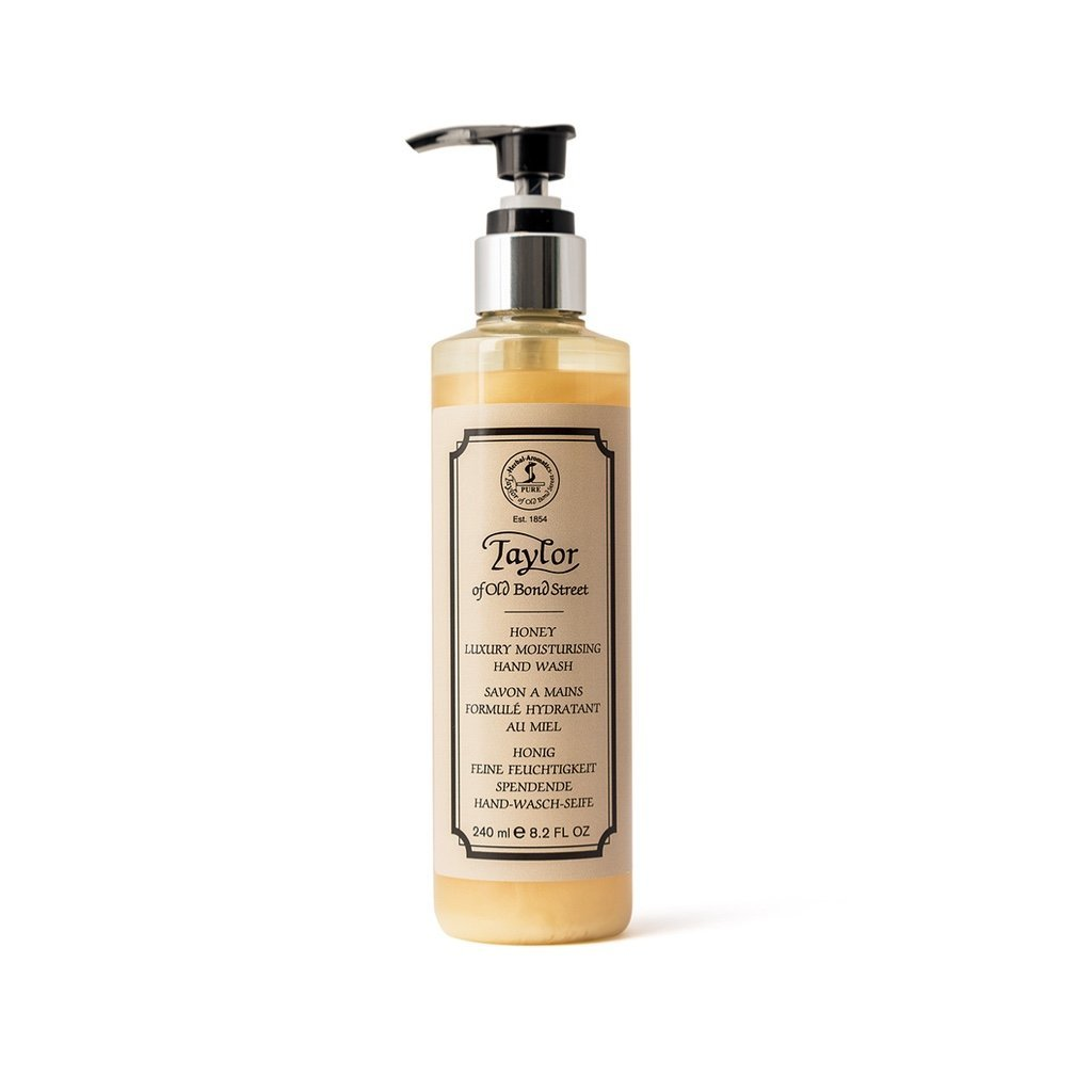 Honey Moisturising Hand Wash 240ml - BUYBARBER.COM