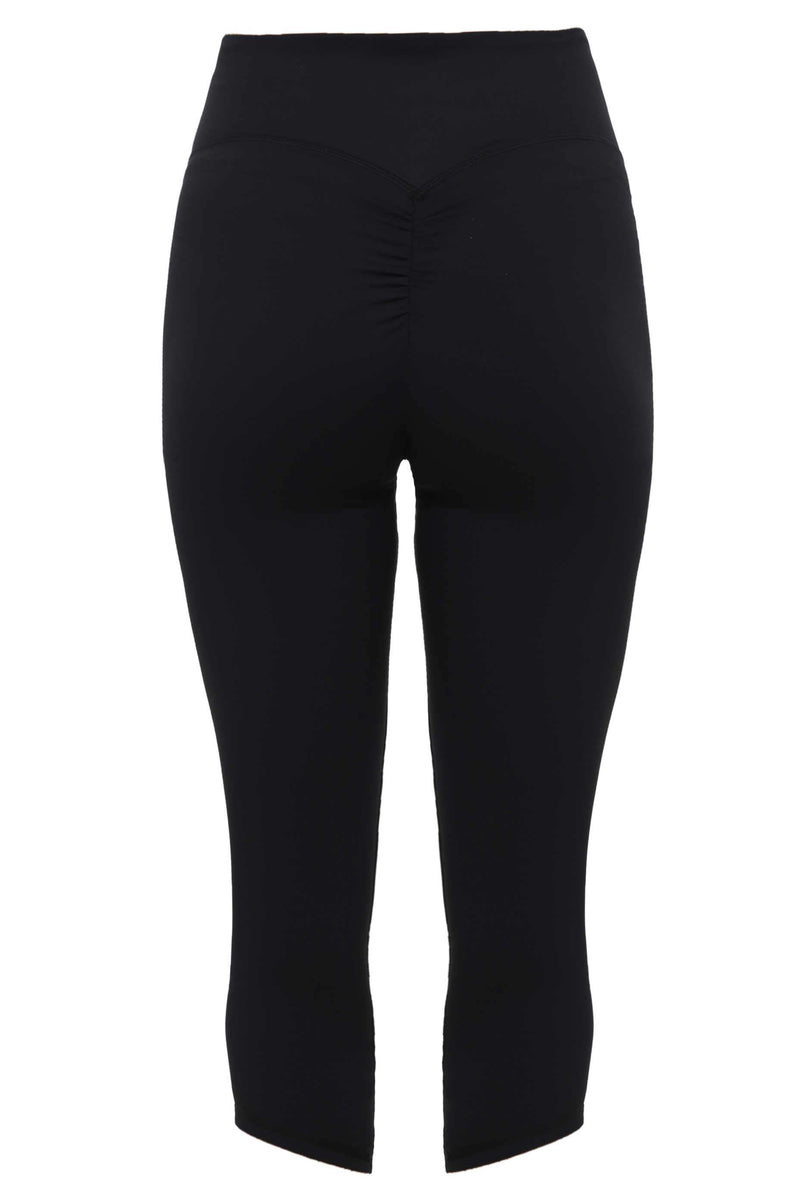 Squat Proof Capri Legging