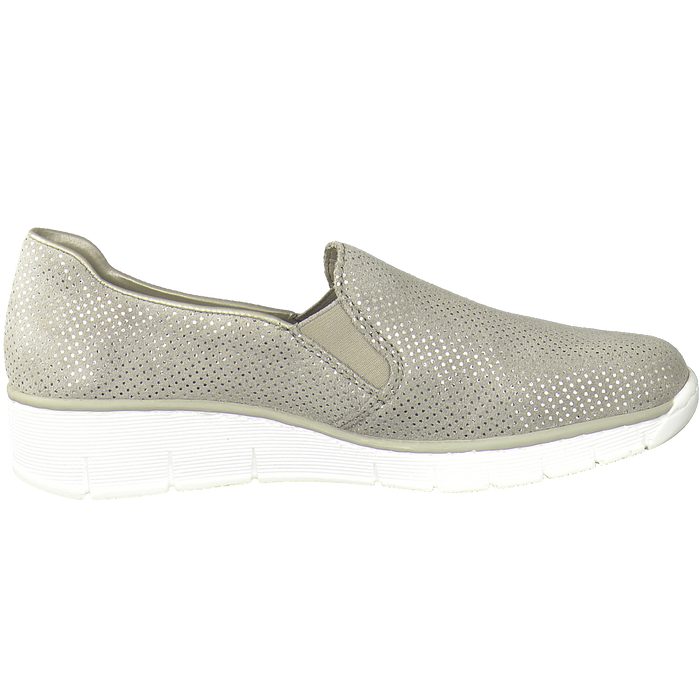 RIEKER DAMENSCHUHE - SLIPPER/MOKASSINS, SLIPPER/MOKASSINS 5376641 537