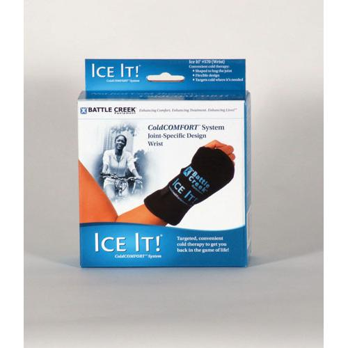Ice It! ColdComfort System Wrist  5  x 7