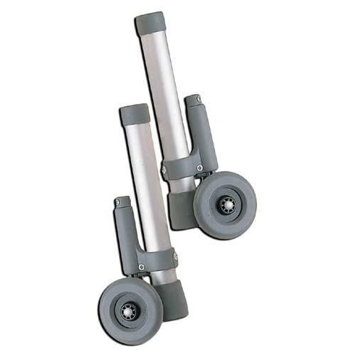 Glide Brake With 3  Braking Wheels (pair)