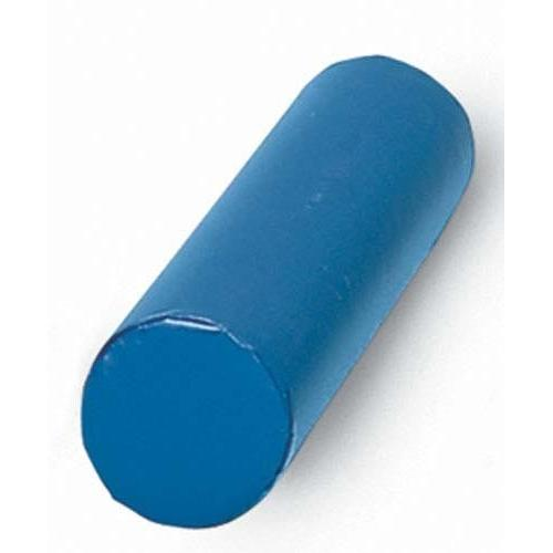 Vinyl Covered Bolster Roll Navy  10 x36