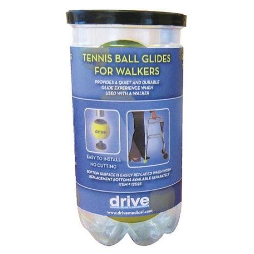 Tennis Ball Glides (2) (In Tennis Ball Can)