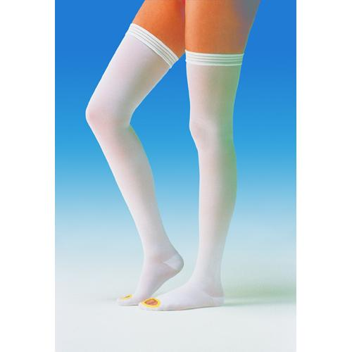 Jobst Anti-Em Thigh-Hi Medium-Long (toe: Blue) (pair)