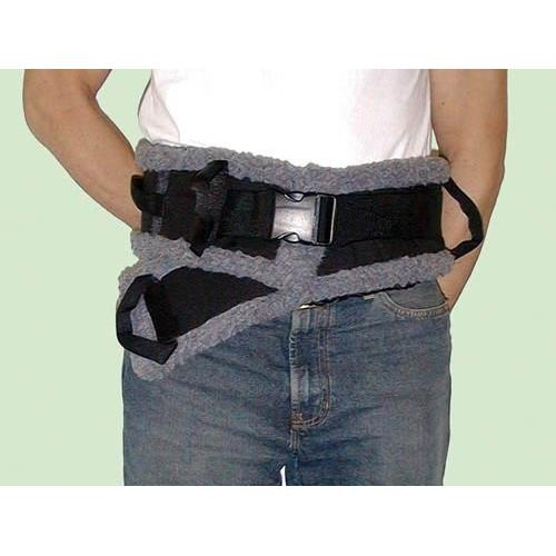 SafetySure Transfer Belt Sheepskin Lined Lg 42 -60