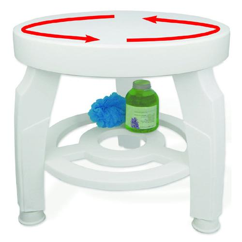 Shower Stool  Rotating